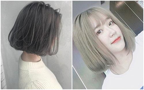 Cắt tóc ngắn