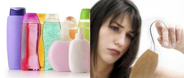 Tóc gãy rụng do sử dụng hoá chất để làm đẹp tóc