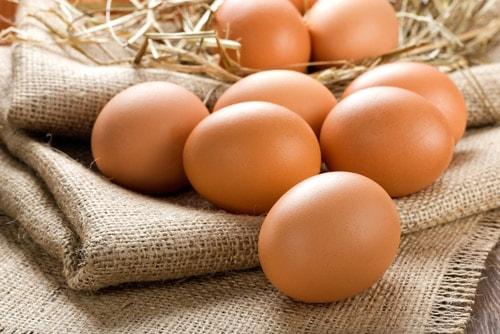 Trứng giúp bổ sung vitamin cho tóc óng mượt