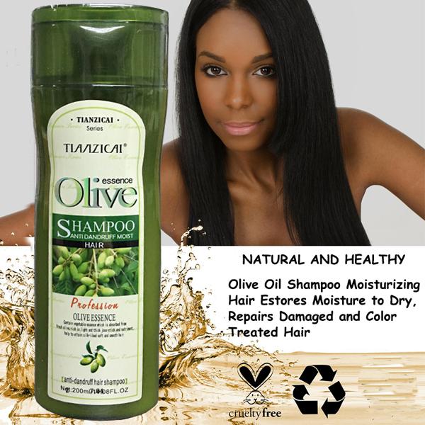 Làm thế nào để phục hồi tóc hư tổn bằng dầu Oliu nhanh nhất? 5