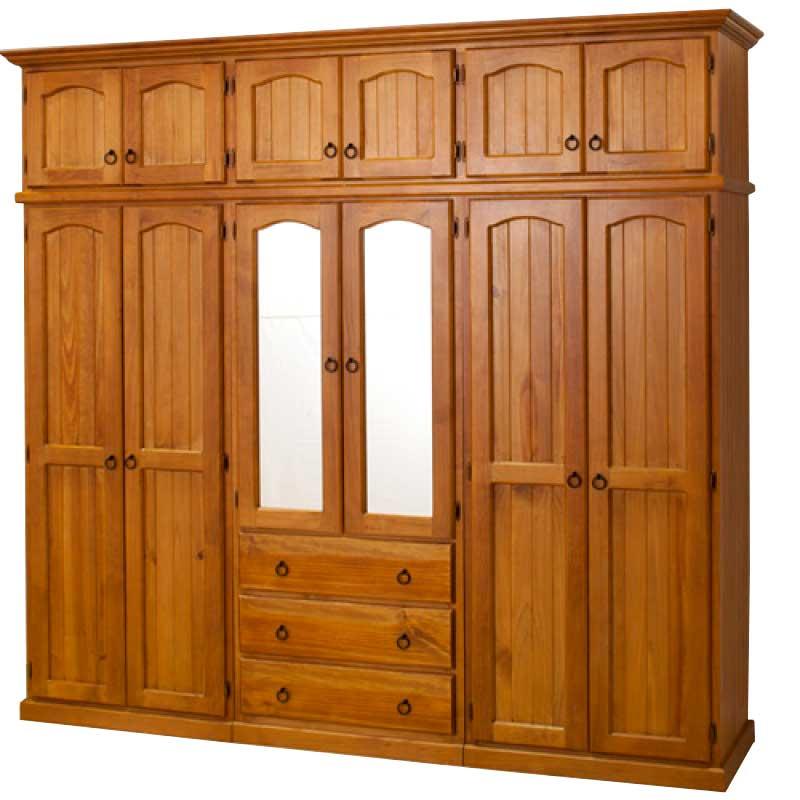Gu thời trang tủ gỗ đựng quần áo thay đổi theo thời đại