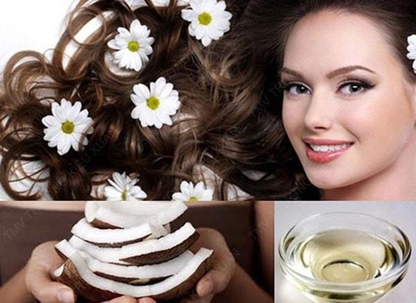 Nên lựa chọn loại dầu gội tự nhiên để chăm sóc tóc