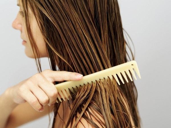 10 Thói quen hàng ngày tốt cho mái tóc