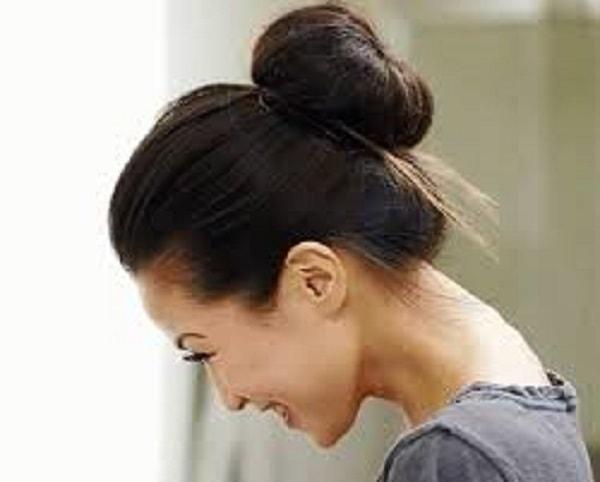 Cuộn tóc hai bên