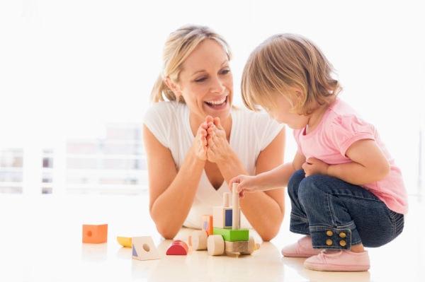 Giúp trẻ học cách tự giải quyết vấn đề