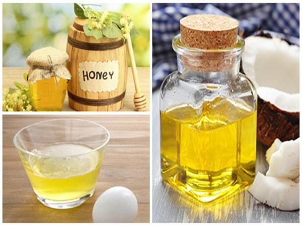 dưỡng tóc bằng mật ong 1