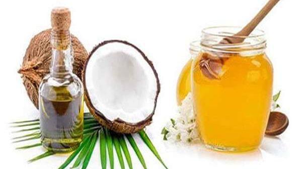 dưỡng tóc bằng mật ong và dầu dừa
