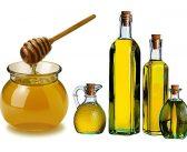 5 phút học cách dưỡng tóc bằng mật ong và dầu oliu