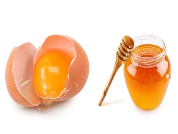 dưỡng tóc bằng mật ong và trứng gà 1