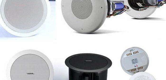 Top 4 loại loa âm trần bán chạy nhất hiện nay tại Vfun Audio