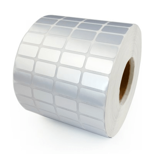 Giấy Decal xi bạc được dùng trong in tem nhãn công nghiệp