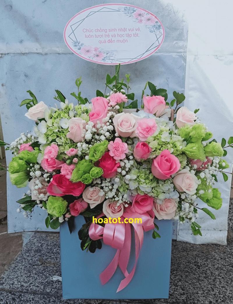 Hoa được cung cấp bởi Hoatot.com luôn chỉn chu, tươi tắn