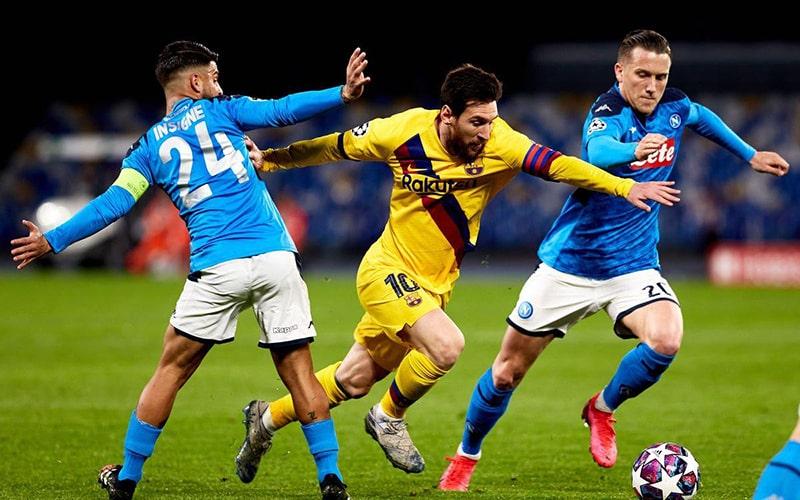 Nhận định bóng đá C1: Barcelona vs Napoli, 02h00 ngày 09/08