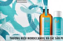 Lịch sử thương hiệu Moroccanoil và các sản phẩm hàng đầu